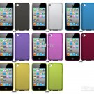 Clear Pure Crystal Soft Gel Case for 4th Generation Ipod Touch