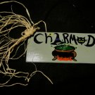 Charmed Cauldron Sign Plaque