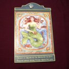 Mermaid Magic Plaque Sign