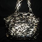 Leopard Gold Metallic Bag