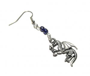 Dragon Earring Single Earring