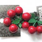 Cherries Hair Bobbles