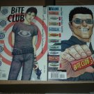Bite Club #3 and #4 Frank Quitely great covers (DC/Vertigo Comics) SAVE $$ by combining