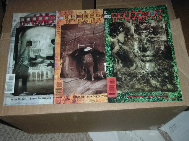 The Dreaming #4, 5, 7 by DC/Vertigo Comics.  SAVE $$ with combined shipping.