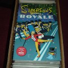 Simpsons Comics Royale (TPB, 160 Pages) FIRST PRINT, Combine auctions and SAVE $$$$ on Shipping