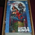 Ultimate Spider-Man Volume 8 TPB: Cats & Kings (Marvel Trade Paperback) Bendis