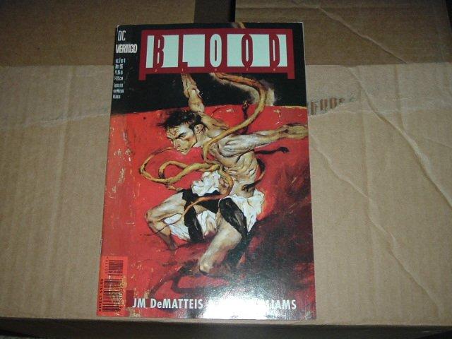 Blood: A Tale #1 (DC Vertigo Comics) SAVE $$$ on combined shipping