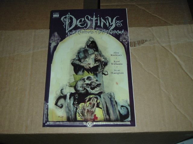 Destiny: A Chronicle of Deaths Foretold #2 Graphic Novel (DC Vertigo Comics)