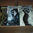 The Extremist 1, 2, 4 DC Vertigo Comic lot Milligan McKeever, COMBINE & SAVE $$$