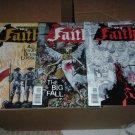 Faith #1, 2, 3 run (DC Vertigo Comics) by Ted McKeever, SAVE $$$ with COMBINED SHIPPING