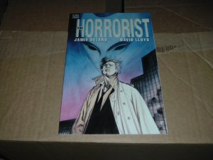 The Horrorist #1 GN (DC Vertigo Comics Graphic Novel) John Constantine Hellblazer