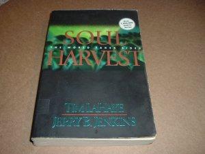 Soul Harvest (Left Behind Book 4) Large Trade-PaperBack Edition, great book for sale