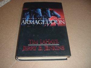 Armageddon FIRST PRINT HARDBACK (Left Behind Book 11 HB HC) Hard Back with Dust Jacket, for sale