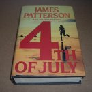4th of July HARDBACK (Large Print Edition by James Patterson), HC with Dust Jacket, for sale