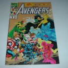 Avengers Collector's Edition #1 Sugar Babies Promo Comic w/NEAR MINT INTACT card centerfold FOR SALE