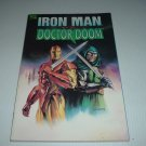 Iron Man vs. Doctor Doom NEW UNREAD TPB 1st First Print (Marvel Comics) VERY RARE Comic FOR SALE