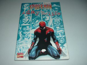 Peter Parker Spider-Man: A Day In the Life TPB FIRST PRINT (Marvel Comics) trade paperback FOR SALE