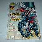 NEW UNREAD Spider-Man 2099 Meets Spider-Man 1-Shot Graphic Novel (Marvel Comics) RARE comic FOR SALE