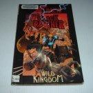 X-Men/Black Panther: Wild Kingdom OOP TPB (marvel Comics) trade paperback FOR SALE