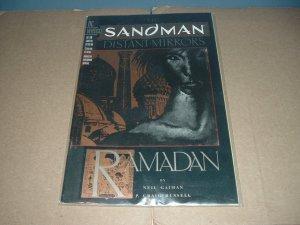 "Sandman #50 (DC Vertigo Comics) by Neil Gaiman, great ""Ramadan"" SOLO STORY, for sale"