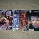 Y: The Last Man #31 - VF+/Near Mint- FIRST PRINT (DC/Vertigo Comics) Brian K. Vaughan comic for sale