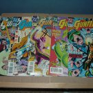 Gunfire 5-Issue Lot (DC Comics) Comic Books #6, 8, 9, 10, 12 Len Wein, Ed Benes