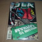 JLA #32 VERY FINE (DC Comics, Mark Waid story) justice league of america comic For Sale