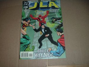 JLA #33 (DC Comics, Mark Waid story) justice league of america comic For Sale