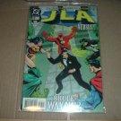 JLA #33 VERY FINE- (DC Comics, Mark Waid story) justice league of america comic For Sale