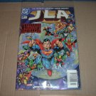 JLA #41 DOUBLE-SIZED (DC Comics, Grant Morrison) justice league of america comic For Sale