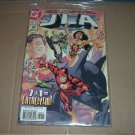 JLA #50 DOUBLE-SIZED issue (DC Comics, Mark Waid story) justice league of america comic For Sale