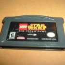 Lego Star Wars (Nintendo Gameboy Advance) TESTED & WORKS GREAT, the video game For Sale