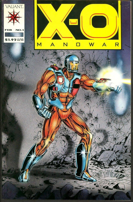 X-O Manowar #1-68 +#0 FULL SET (Valiant vol. 1, 72 Comics on CD) comic reader format, For Sale
