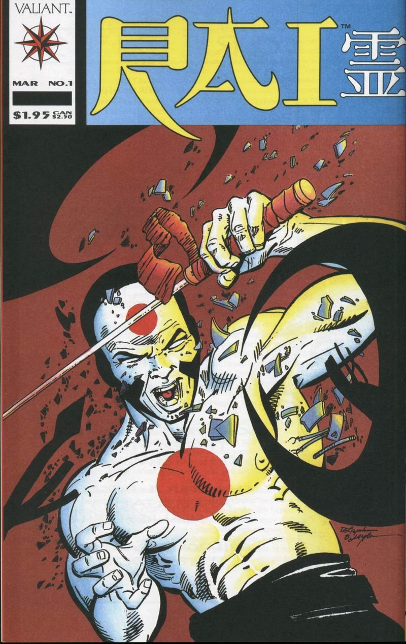 FULL SETS: Rai, Second Life of Dr. Mirage, Chaos Effect. 55 Valiant Comics on CD format, For Sale