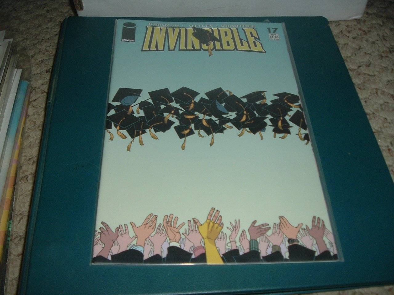Invincible #17 NEAR MINT (Image Comics 2004) Kirkman, Save $$$ with Shipping Special, comic for sale