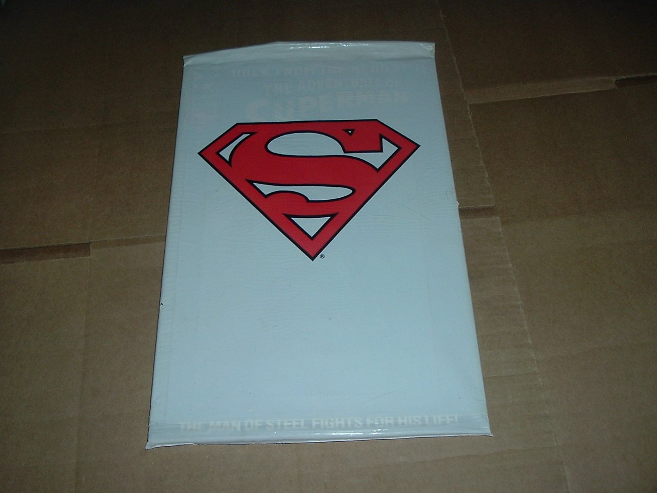 NEW SEALED: Adventures of Superman #500 Sealed in Polybag (DC Comics 1993). Collector's Edition
