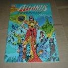 Atlantis Chonicles #1 Origin of Aquaman's Atlantis, Peter David (DC Comics 1990) Shipping Special