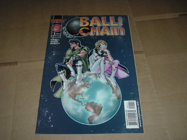 Ball and Chain #1 VERY FINE (1999 Homage, DC Comics) Save $$$ with Flat Rate Shipping Special