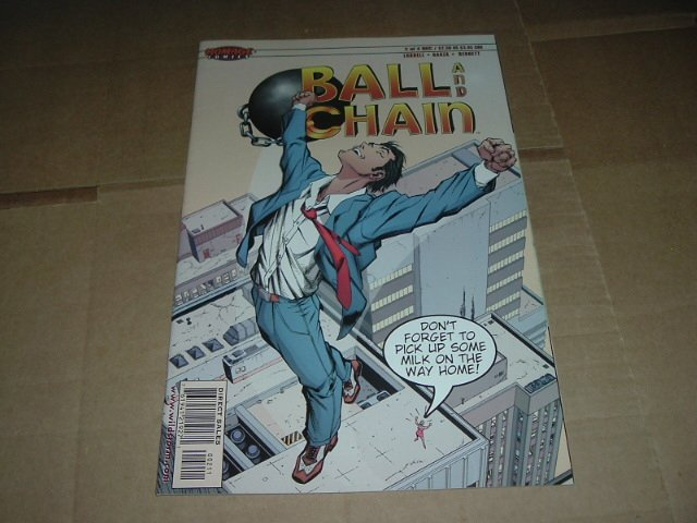 Ball and Chain #2 VERY FINE (1999 Homage, DC Comics) Save $$$ with Flat Rate Shipping Special