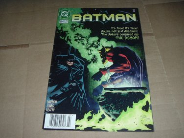 Batman #544 Joker story with Demon (DC Comics 1997) Save $$$ Flat Shipping Special