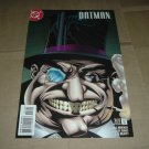 Batman #549 VERY FINE+ Penguin Face Cover (DC Comics 1997) Save $$$ Flat Shipping Special