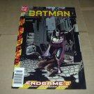 Batman #574 HARLEY QUINN, Joker & Huntress, no Batman: NO MAN'S LAND story (DC Comics 2000) G Rucka