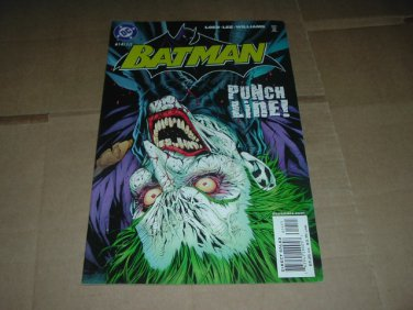 Batman #614 HUSH Harley Quinn, Joker, Catwoman (DC Comics 2003) JEPH LOEB & JIM LEE