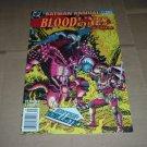 Batman Annual #17 BLOODLINES, Introducing Ballistic (DC Comics 1993) SAVE $$$ on SHIPPING