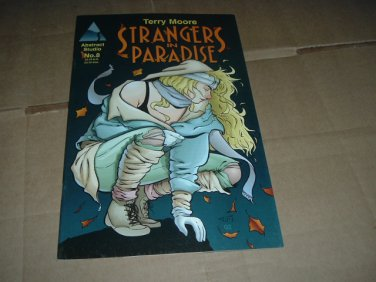 Strangers in Paradise #8 (vol. 2) Terry Moore (Abstract Studio) Save $$ with Flat Shipping Special