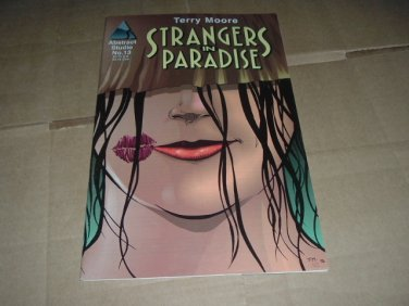 Strangers in Paradise #13 (vol. 2) VERY FINE- Terry Moore (Abstract Studio) Save $$ Shipping Special