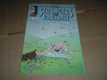Strangers in Paradise #6 (vol. 3) Terry Moore (Abstract Studio/Homage Comics) Flat Shipping Special