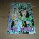 Strangers in Paradise #13 (vol. 3) ORIGIN, VF, High School Part 1, Terry Moore (Abstract Studio)