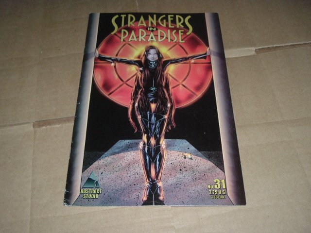 Strangers in Paradise #31 (vol. 3) Terry Moore (Abstract Studio) Save $$$ Flat Rate Shipping Special