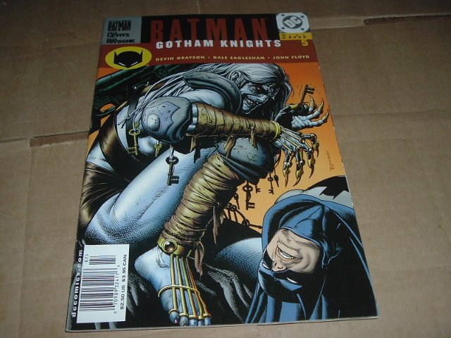 Batman: Gotham Knights #5 VF- (DC Comics 2000) Save $$$ with Flat Rate Shipping Special